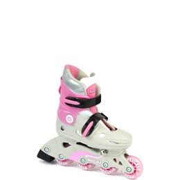 Mercury Adjustable In-Line Skates Pink Size 3-6 Reviews
