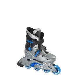 Mercury Adjustable In-Line Skates Blue Size 12-2 Reviews
