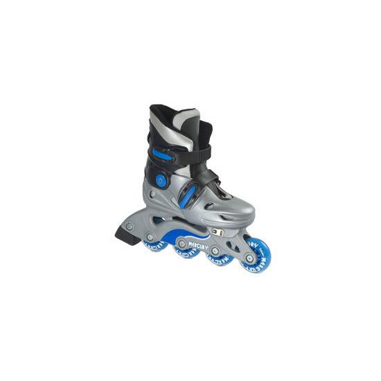 Mercury Adjustable In-Line Skates Blue Size 12-2