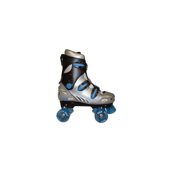 Phoenix Quad Skates - Blue - Size 11 Jnr
