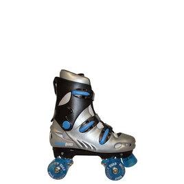 Phoenix Quad Skates - Blue - Size 12 Jnr Reviews
