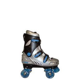 Phoenix Quad Skates - Blue - Size 13 Jnr Reviews