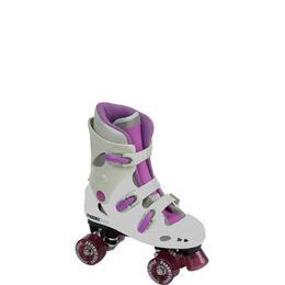 Phoenix Quad Skates - Pink - Size 13 Jnr Reviews