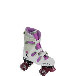 Phoenix Quad Skates - Pink - Size 6 Reviews