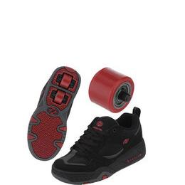 Heelys Rapid Black/Charcoal Size 5 Reviews