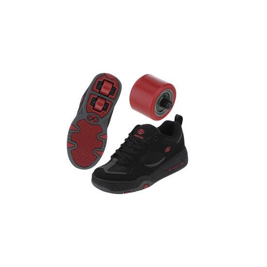 Heelys Rapid Black/Charcoal Size 3