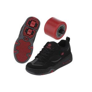 Photo of Heelys Rapid Black/Charcoal Size 2 Shoes Boy