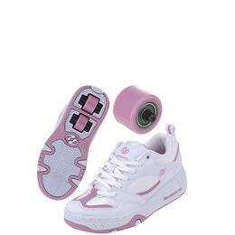 Heelys Fizz White/Pink Size 4 Reviews