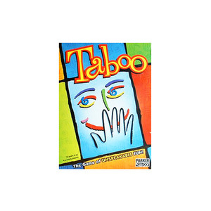 Photo of Taboo Board Games and Puzzle