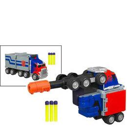 Transformers Optimus Prime Battle Rig Blaster Reviews