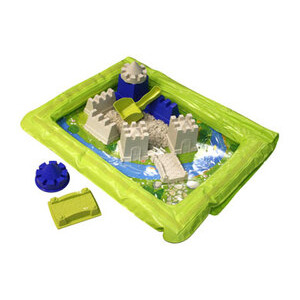Photo of Moon Sand - Sandcastle Set Toy