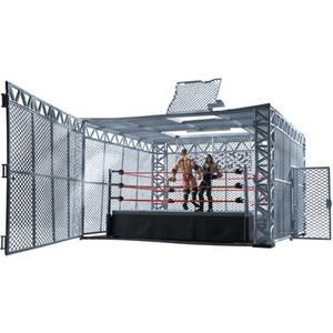 Photo of WWE The Cell Cage Match Ring Toy
