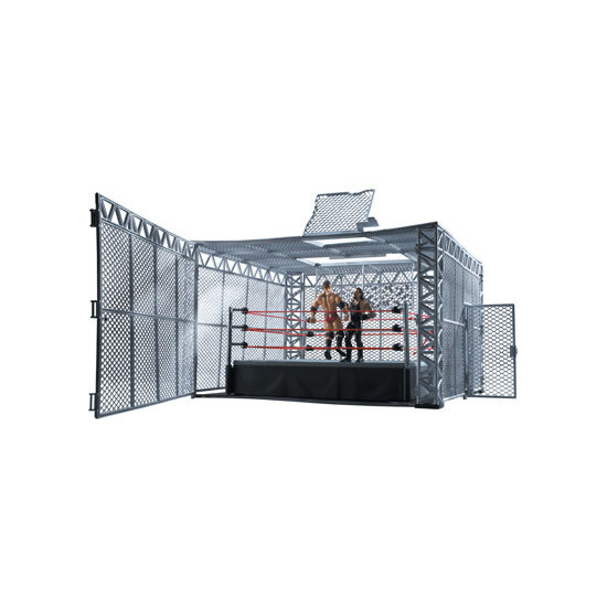 WWE The Cell Cage Match Ring