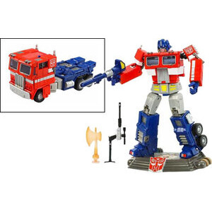 Photo of Transformers Classics - 20TH Anniversary Optimus Prime Toy