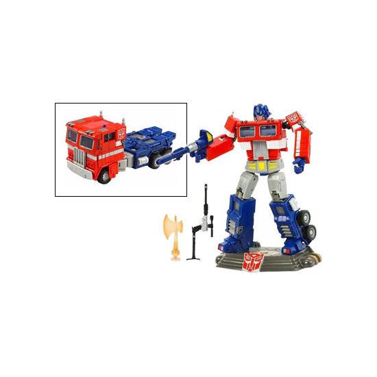 Transformers Classics - 20th Anniversary Optimus Prime