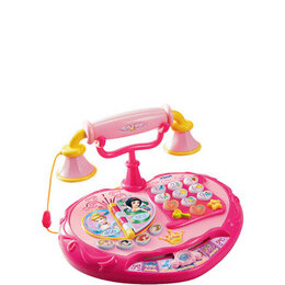 Disney Princess Talk 'n Teach Telephone Reviews