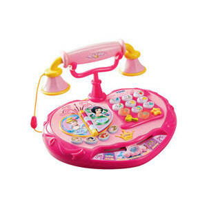 Photo of Disney Princess Talk 'N Teach Telephone Toy