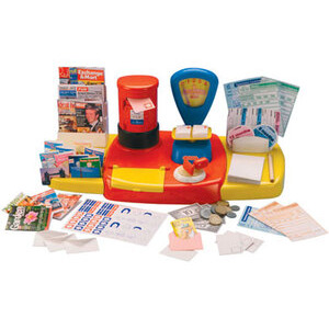 Photo of Post Office Playset Toy