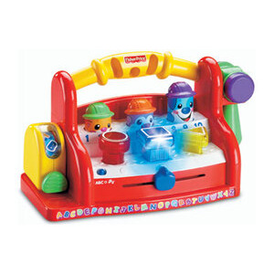 Photo of Laugh & Learn Tool Bench Toy