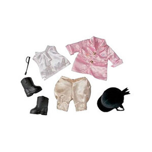 Photo of BABY Born Horse Riding Deluxe Set Toy