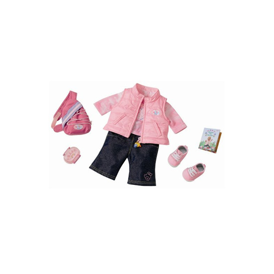 BABY born School Deluxe Set