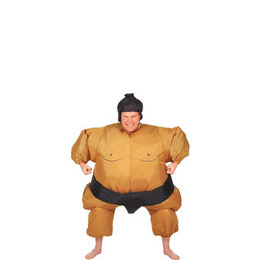 Airblown Inflatable Sumo Wrestler Costume Reviews