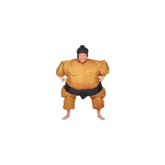Airblown Inflatable Sumo Wrestler Costume