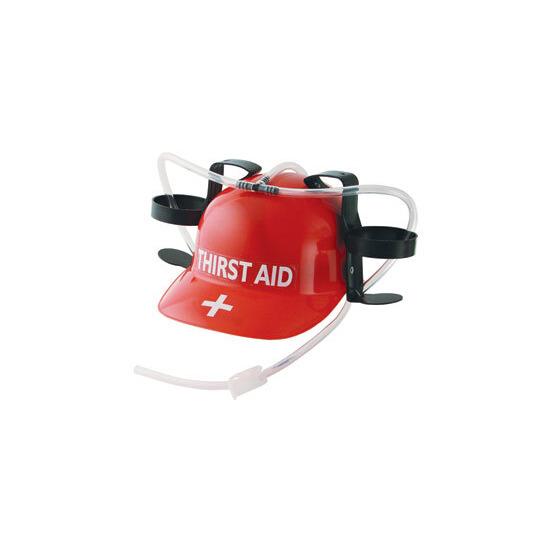 Thirst Aid Hat