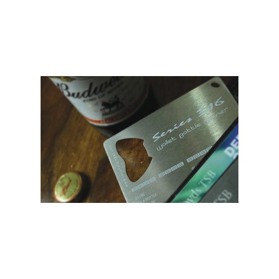 Bottle Opener By Wallet Essentials
