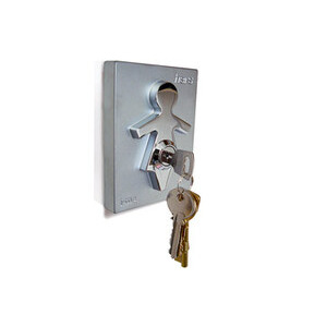 Photo of Key Holder Plaque - Hers By J-Me Gadget