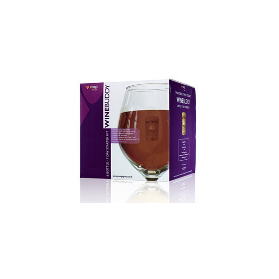 Wine Brewing Kit - Red