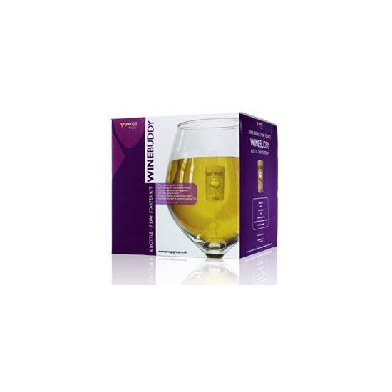 Wine Brewing Kit - White
