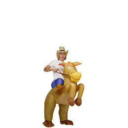Airblown Inflatable Cowboy and Horse Costume Reviews
