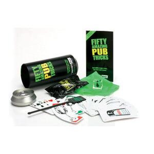 Photo of Fifty Amazing Pub Tricks Gadget