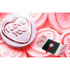 Photo of Swizzels Matlow Silver Love Heart Gadget