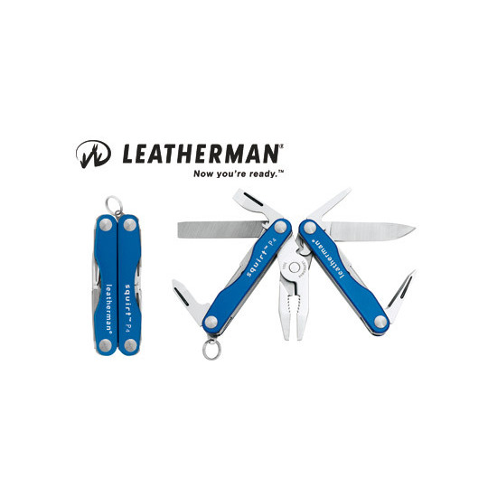 Leatherman Squirt P4 Multi-Tool