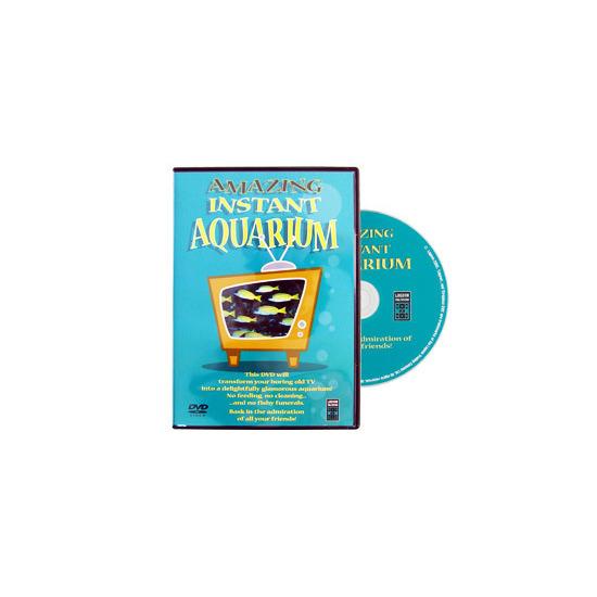 Amazing Instant Aquarium DVD