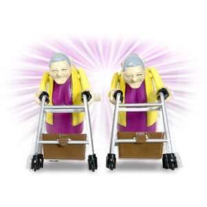 Photo of Racing Grannies (2 Pack) Gadget