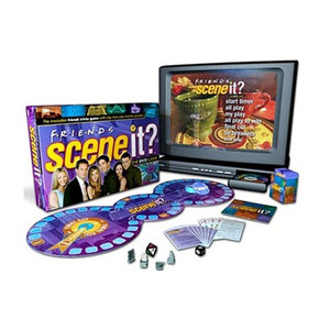 Photo of Scene It? Friends Edition DVD Game Gadget