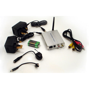 Photo of Wireless Surveillance Camera System Gadget