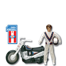 Evel Knievel Dare Devil Stunt Set Reviews
