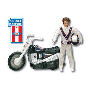 Photo of Evel Knievel Dare Devil Stunt Set Toy