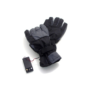 Photo of Black Battery Powered Heated Gloves Accessory
