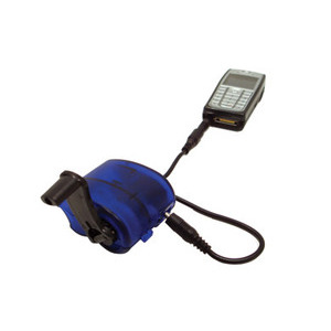 Photo of Wind Up Phone Charger Gadget