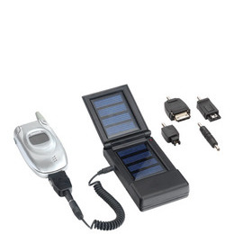 Solar Powered Mobile Phone Charger Reviews