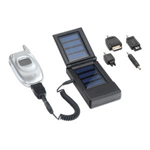 Photo of Solar Powered Mobile Phone Charger Gadget