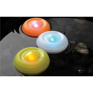 Photo of Colour Changing Spa Lights (2 Pack) Lighting