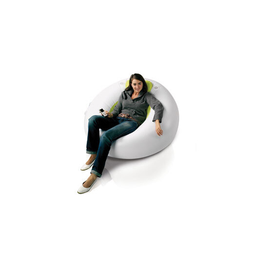 Ozone Inflatable Lounger - With Built In Speakers