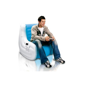 Photo of Ozone Inflatable Rocker - With Built In Speakers Gadget