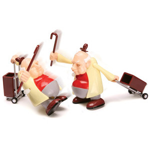 Photo of Fighting Grandads (2 Pack) Gadget